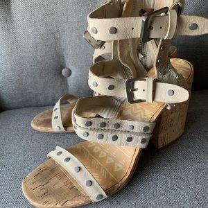 Dolce Vita Effie Block Heel Sandals